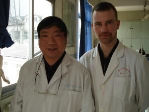 Martin og Dr Feng